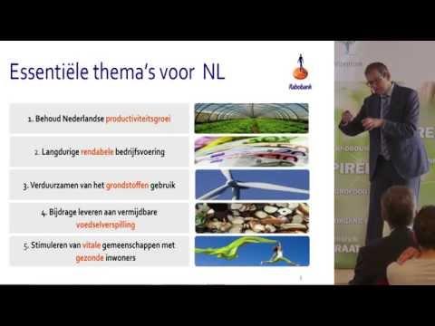 150922 Aeres Hogeschool | Ruud Huirne | Food & Agri Rabobank Nederland
