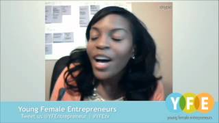 Young Female Entrepreneurs with Lisa Nicole Bell