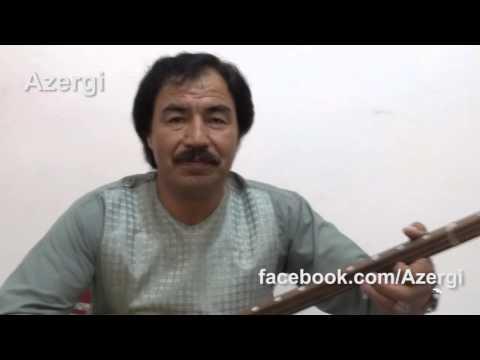 Azergi, Do Ambagho, Sayed Anwar Azad, hazaragi