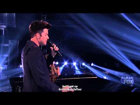 Titanium Adam Lambert feat Angie Miller ซับอังกฤษไทย