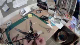 Double Brushless V912, first time in the air