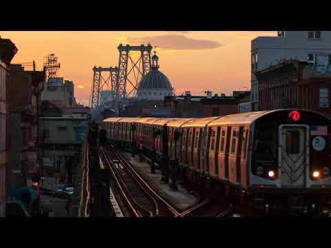 Original Jazz Composition - Subway Nights 2