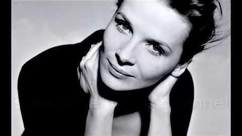 Juliette Binoche - La Bohème