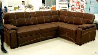 Меблі від виробника МТ ''Константа''. Кутовий диван дельфін ''Даллас''