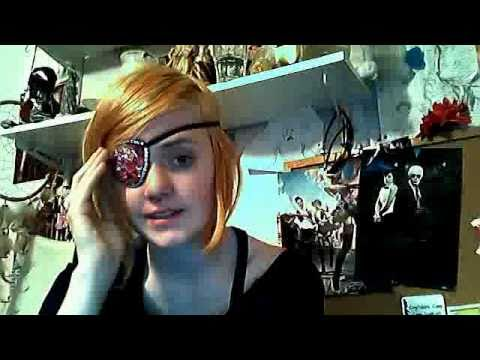 how to put on a japanese eyepatch