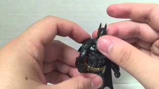 DC Multiverse  Arkham Knight Figures Batman and Two Face