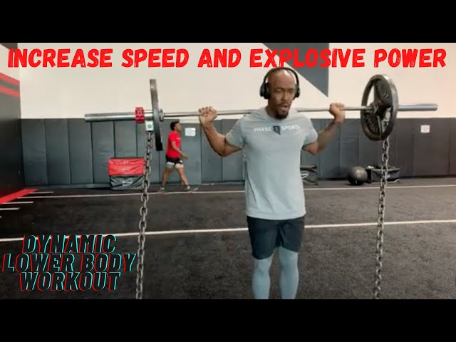ABT- ATHLETIC BASED TRAINING: DYNAMIC LOWER BODY | SPEED DEVELOPMENT | EXPLOSIVE POWER