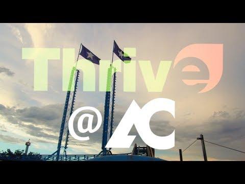 Thrive at Amarillo College!