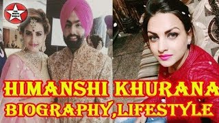Himanshi khurana Biography | House | Family | Cars | Husband | Income | Lifestyle | Boyfriend |