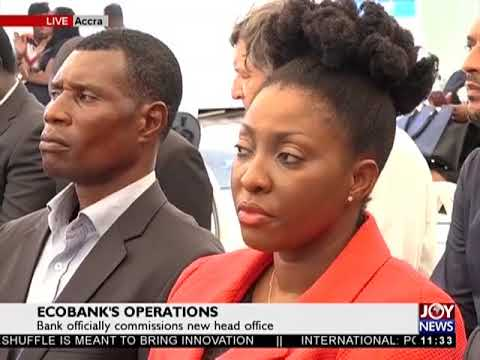 Ecobank's Operations – JoyNews (7-3-18)
