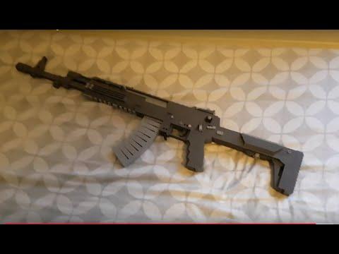 Rainbow Six Siege: LEGO AK-12