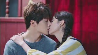 男主终于主动表白,与女主浪漫拥吻💕皮囊之下   UGLY BEAUTY💕中国电视剧