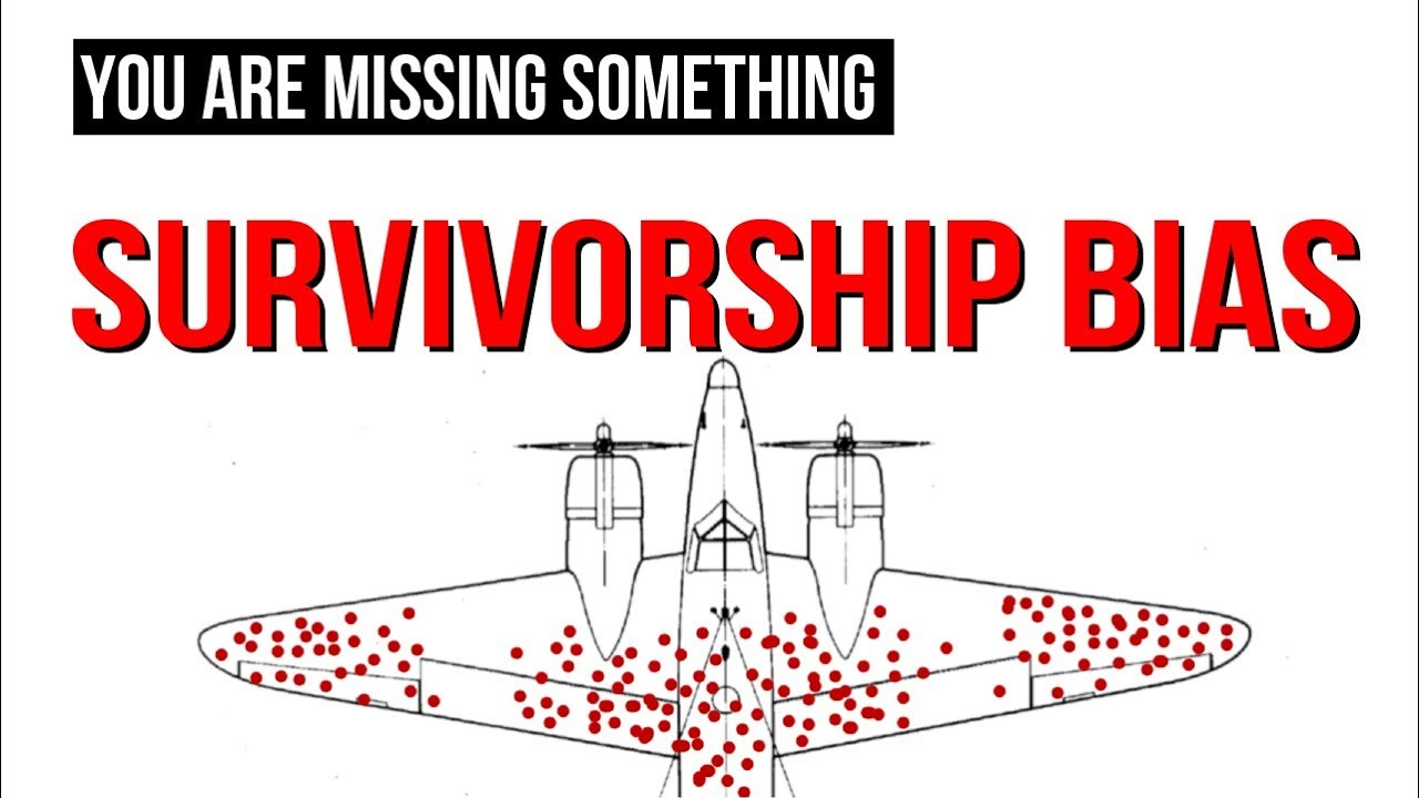 「幸存者偏差」的圖片搜尋結果