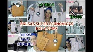 BOLSAS SUPER ECONÓMICAS EN LA CDMX//3 POR EL PRECIO DE 1//CDMX