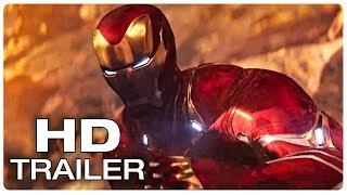 AVENGERS INFINITY WAR Trailer #2 International (2018) Marvel Superhero Movie HD