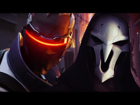 Why Soldier: 76 is Scarier than Reaper | Overwatch Lore Talk thumbnail
