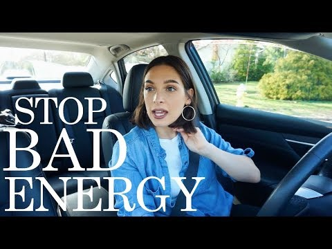 One Sure way to STOP Bad Energy
