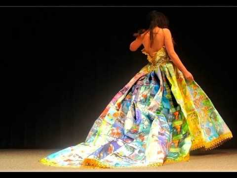 Top 10 Recycled Dresses