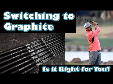 Can Graphite Shafts Help you Play Better Golf? Rickie Fowler Thinks So..