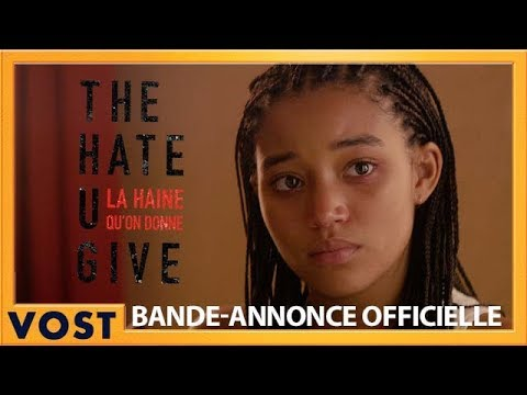The Hate U Give - La haine qu'on donne | streaming Officielle | VOST HD | 2019