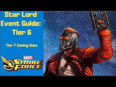 Star Lord Legendary Event Guide Pt 2 | Marvel Strike Force | MSF
