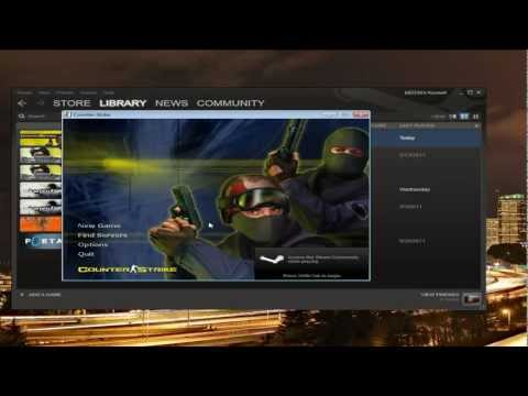 Security Flaw In Counter-Strike 1.6