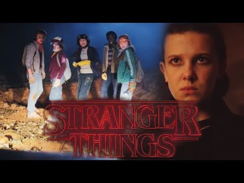 Stranger Things (+2x09)  ||  Kygo ft. OneRepublic