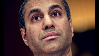 From youtube.com: FCC Chairman Ajit Pai is Feeling the Heat Over Net Neutrality {MID-182799}