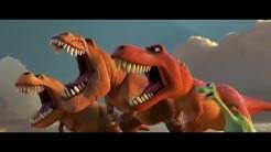 Kunnon dinosaurus - suomeksi dubattu traileri 2 - Elokuvateattereissa 6.1.2016