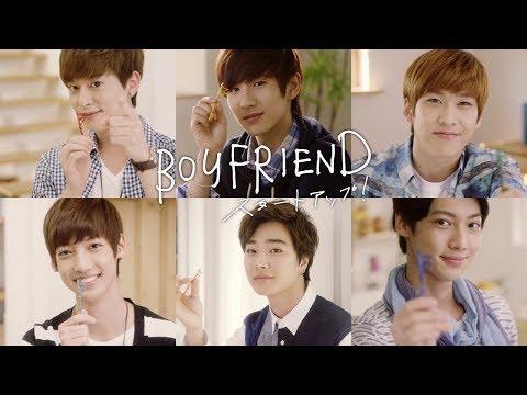 BOYFRIEND 5thシングル「スタートアップ!」MUSIC VIDEO1ch ver.