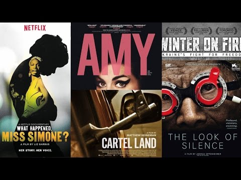 2016 Oscar Nominees for Best Documentaries - Directors Roundtable