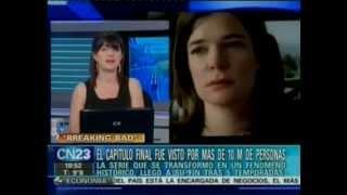 Breaking Bad: El capitulo final fue visto por mas de 10 millones de personas