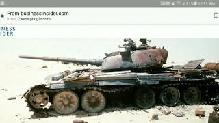 """US destroys Russian tank """"out of self defense"""""""
