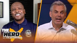 Rodgers doesn't want to ruin his legacy, his situation is fixable — LeRoy Butler | NFL | THE HERD