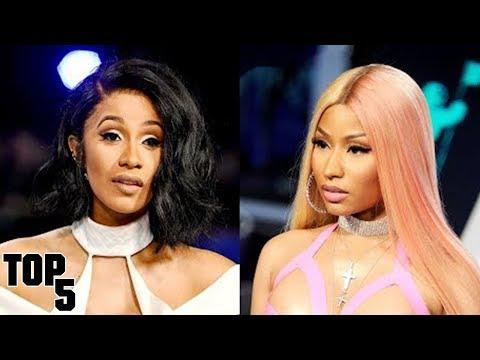 Top 5 Reasons Why People Hate Nicki Minaj