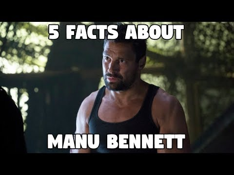 5 Facts About Manu Bennett Slade Wilson