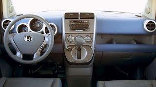 #2828. Honda Element 2003 (лучшее видео)