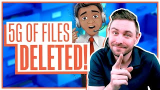 5 GIGABYTES OF FILES DELETED!! SCAMMER LIFE RUINED!!