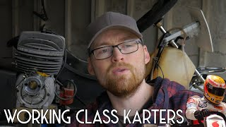 Response To Lewis Hamilton's Comments On Working Class Karters