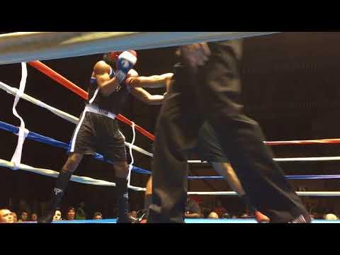 Chollana Sok stops Joshua Jenkins in 87th Michigan Golden Gloves semis