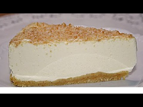 Kuchen Ohne Backen Philadelphia Torte Youtube