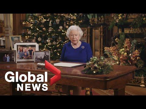 Queen's Christmas Message 2019