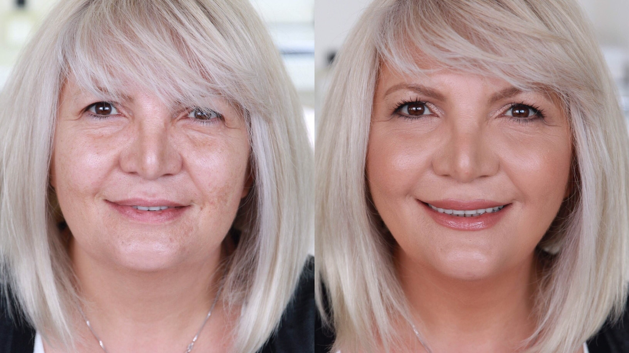 Make Up For Mature Skin