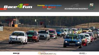 Svenska Skrotbilsklassikern, 8H Race, Scandinavian Raceway, 2021
