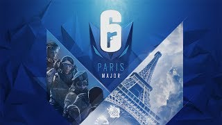 Rainbow Six - Six Major Paris - livestream - day 1 - Stream A thumbnail