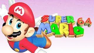 MarioMan64 - Super Mario 64