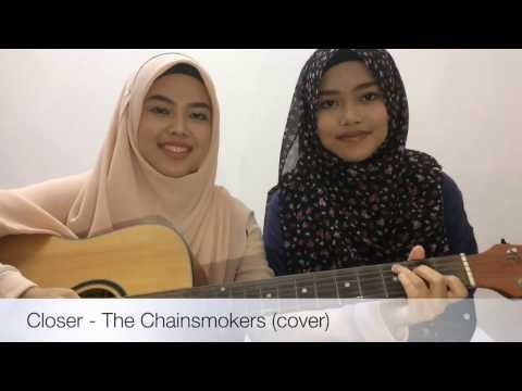 Closer - The Chainsmokers (acoustic cover by Sheryl & Eizaty)