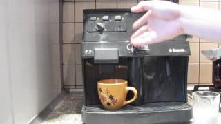 Смотреть видео капучино в кофемашине видео