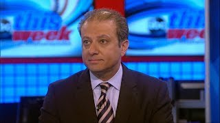 Bharara: \'Absolutely evidence\' to begin obstruction of justice case against President Trump