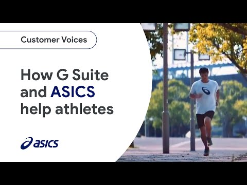 All together now: G Suite and ASICS